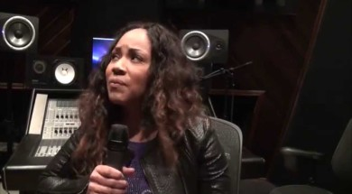 Erica Campbell talks about the difficulties of life