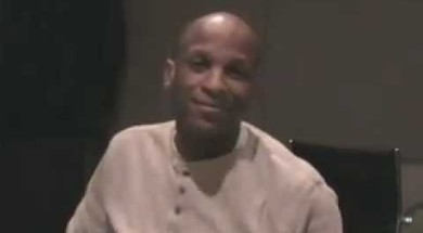 Funny Video from The Donnie McClurkin Show