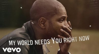 My World Needs You (Official Lyric Video) Feat. Tamela Mann, Tasha Cobbs, and Sarah Reeves