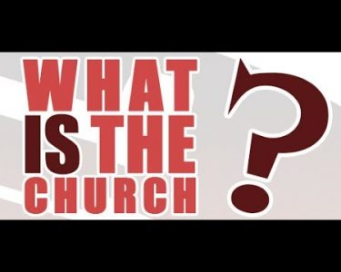Word Of The Day – You Are Born Into The Church