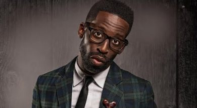 Tye Tribbett answers an FB question on being a celebrity