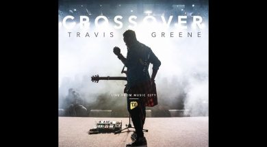 Travis Greene talks about new cd CROSSOVER & more
