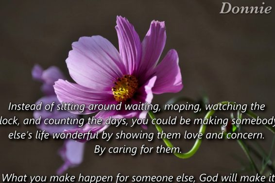 Building Faith through Love