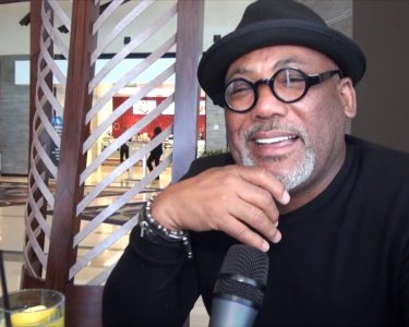 Jonathan Butler talks about writing FALLING IN LOVE WITH JESUS