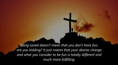 Enjoying your Salvation