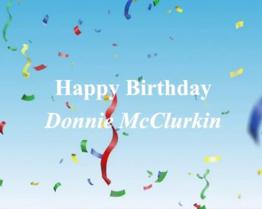 Donnie Birthday Week day 3