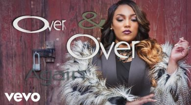 Tasha Page-Lockhart – Over and Over (Official Lyric Video)