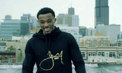 Jonathan McReynolds – Not Lucky, I'm Loved (Music Video)