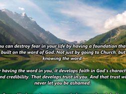 All Faith No Fear