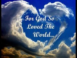 Word Of The Day – God So Loved The World