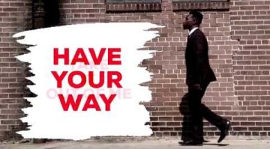 Jabari Johnson shares the story behind HAVE YOUR WAY