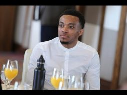 Jonathan McReynolds NOT trusting in LUCKY stuff