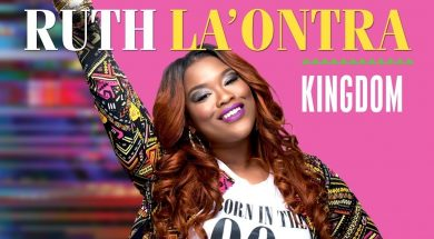 Ruth La'Ontra talks about her single KINGDOM & something surprising