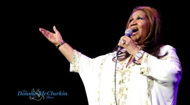 Tribute to Aretha Franklin from Donnie McClurkin
