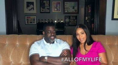 "Erica Campbell x Warryn Campbell ""All of My Life"" (Official Music Video)"