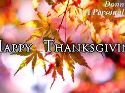 Prayer of Thanks