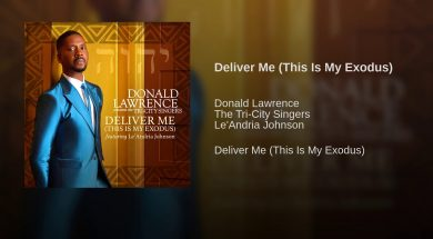Deliver Me (This Is My Exodus)