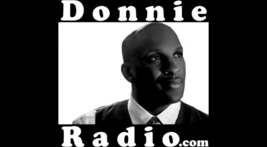Cool Guy asking Donnie McClurkin a question