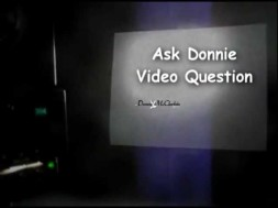 Donnie McClurkin Show question. Do you like dogs?