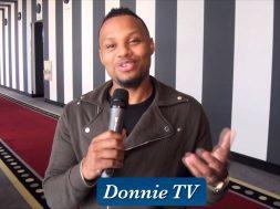 Todd Dulaney shares about merging gospel & CCM worship