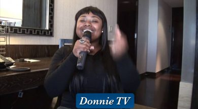 Jekalyn Carr shares a great miracle of a man raised from the dead