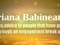 Briana Babineaux gives advice on engagement break up