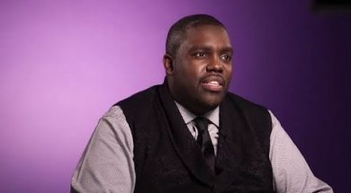 William McDowell with changes needed in church for 2018