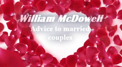 Isabel Davis shares her love story & William McDowell gives marital advice