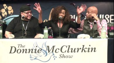Donnie McClurkin, Yolanda Adams, & Fred Hammond being FUNNY