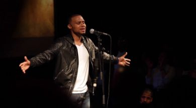 Todd Dulaney can't believe how far God has taken him in gospel music