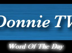 Word Of The Day –  The Love Of God