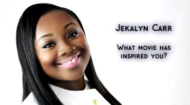 Jekalyn Carr talks about a movie that really inspired her and favorite cars