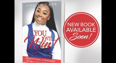 Jekalyn Carr talks about new book & latest single