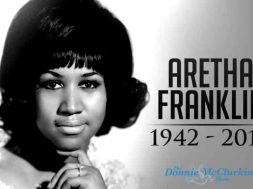 Aretha Franklin tribute from Jekalyn Carr