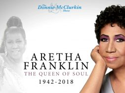 Wonderful conclusion for the Aretha Franklin Tribute