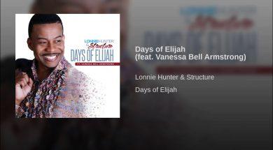 Days of Elijah (feat. Vanessa Bell Armstrong)