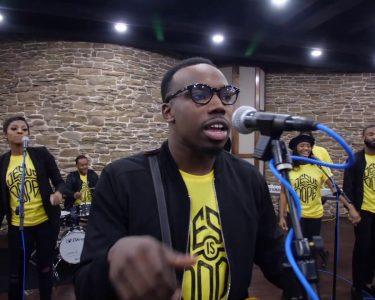 Jabari Johnson  – Jesus (Official Music Video)