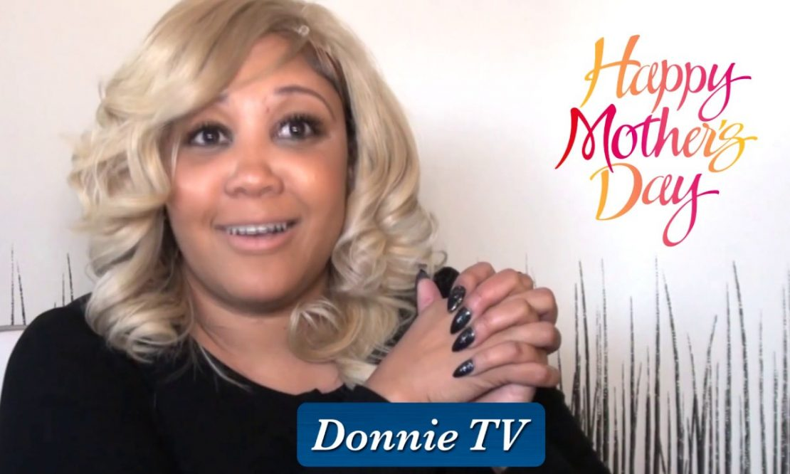 Happy Mother's Day shout out from Fresh Start Worship & Cheryl Fortune