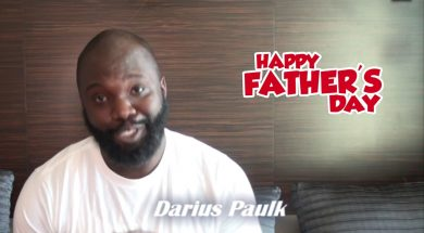 Darius Paulk surprises Donnie with a  hilarious Father's Day memory