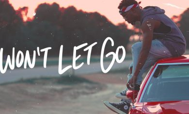 Won't Let Go (Official Music Video) – Travis Greene