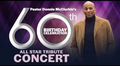 Donnie McClurkin 60th Birthday shout outs Day 4