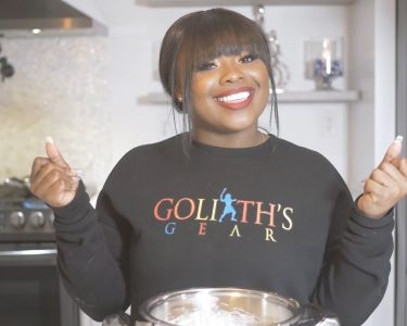 Jekalyn Carr Cooking her favorite foods Episode 1