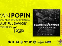 Beautiful Savior (feat. TASHA) by BRYAN POPIN *(Audio Only)