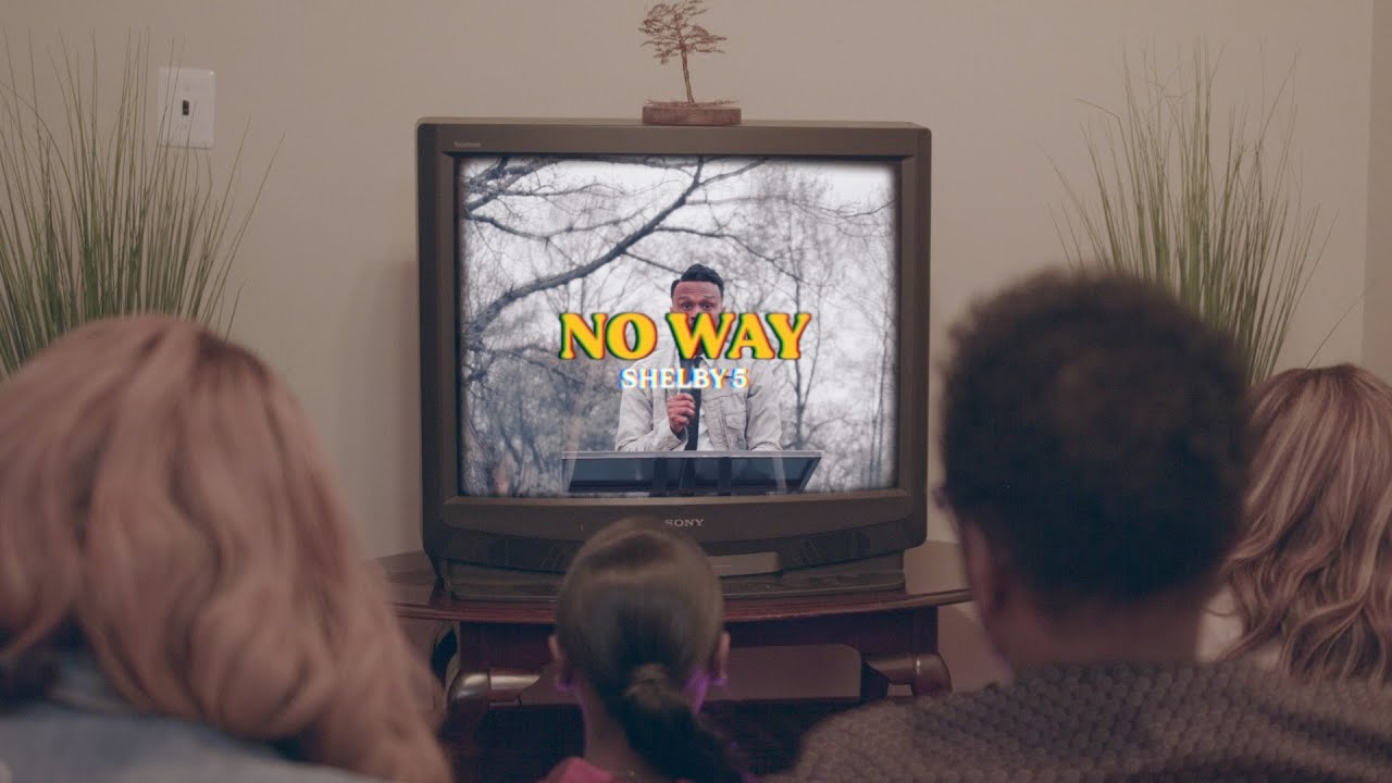 No Way- Shelby 5 (Official Music Video)