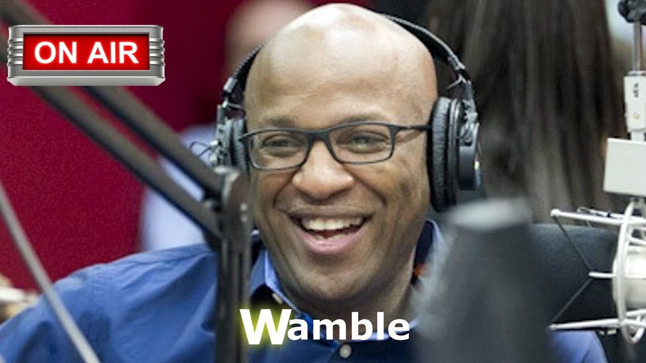 FUNNY new Word Game feature on The Donnie McClurkin Show