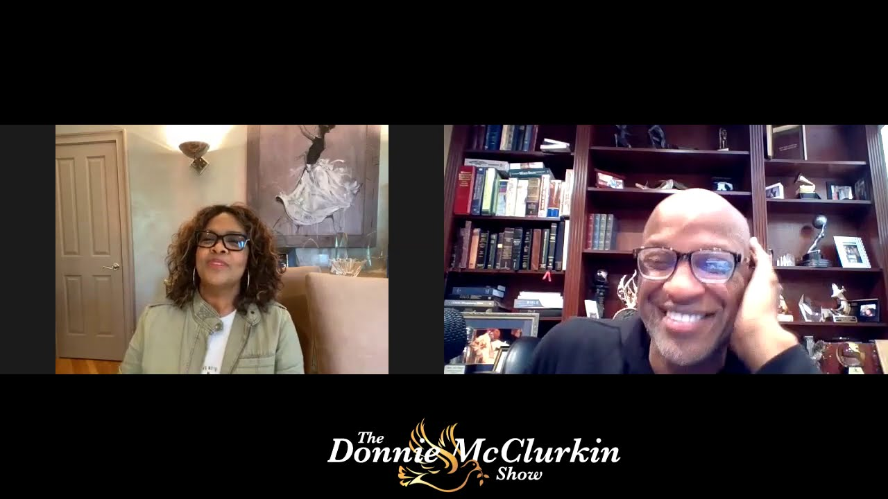 CeCe Winans clears up political controversy with Donnie McClurkin