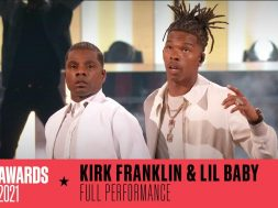 Kirk Franklin & Lil Baby Open The Show With Powerful Performance Of 'We Win' | BET Awards 2021