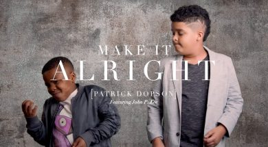 Patrick Dopson MAKE IT ALRIGHT Challenge- Dopson Boys OFFICIAL