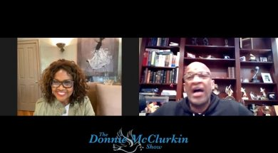 One on One interview CeCe Winans with Donnie McClurkin Part 1